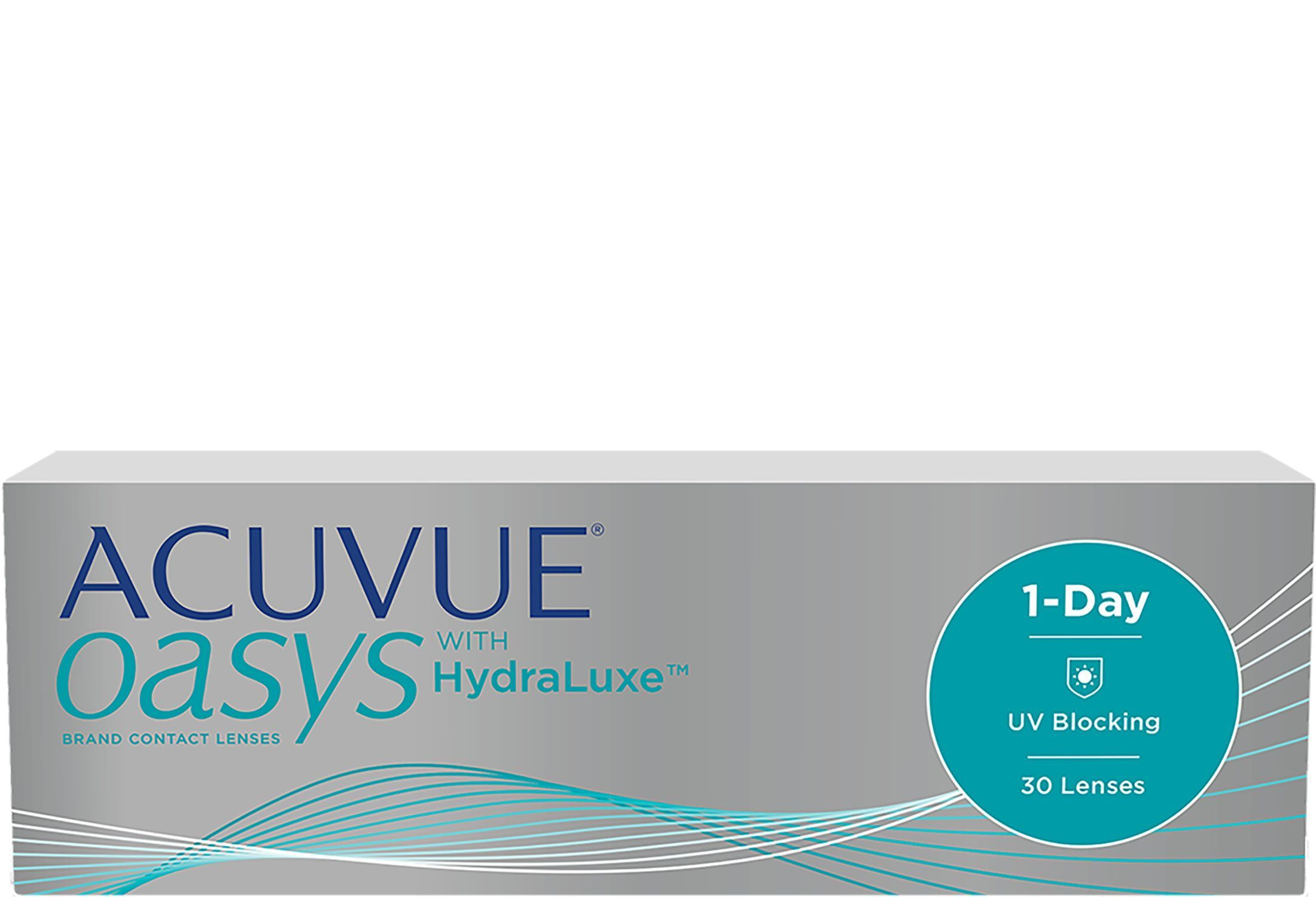 f5d912f18ac7 ACUVUE OASYS 1-Day WITH HYDRALUXE 30 stk